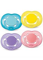 Philips Avent FreeFlow Soothers 6-18Months Two Pack