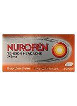 Nurofen Tension Headache - 12 Caplets