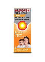 Nurofen for Children Orange 200ml