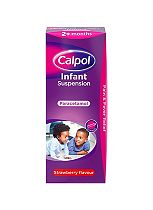 Calpol Infant Suspension - 200ml