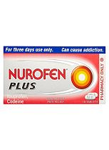 Nurofen Plus Tablets - 16