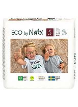 Naty Nature Babycare Pull On Pants Size 5 Carry Pack - 1 x 20 Pants
