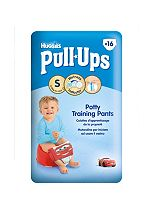 Huggies® Pull-Ups® Disney-Pixar Cars Boy Size 4 Potty Training Pants - 1 x 16 Pants
