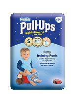 Huggies Pull-Ups Night Time Boys Size Small Convenience Pack - 14 Pants