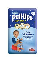 Huggies® Pull-Ups® Disney-Pixar Cars Night-Time Boys Size 5 Potty Training Pants  - 1 x 12 Pants