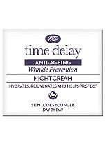 Time Delay Wrinkle Prevention Night Cream 50ml
