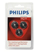 Philips HQ9/50 Smart Touch/Speed XL Shaver replacement cutting heads