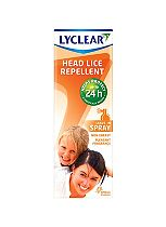 Lyclear Head Lice Repellent Spray - 100ml