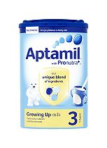 Aptamil Growing Up Milk 3 1-2 Years 900g
