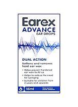 Earex Advance Ear Drops (15ml)