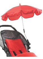 Boots Essentials Pushchair Parasol - Red