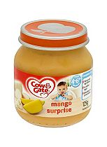 Cow & Gate Mango Surprise from 4-6m Onwards 125g