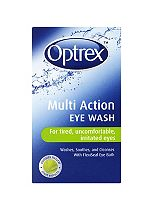 Optrex Multi Action Eyewash - 100ml