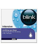 Blink Intensive Tears protective eye drops - 20x0.4ml