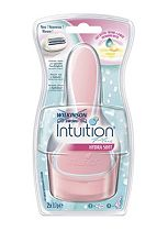 Wilkinson Sword Intuition Plus Hydra Soft Razor