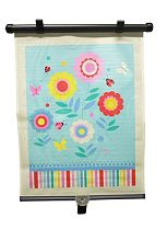Boots Roller Sunblinds - Flowers