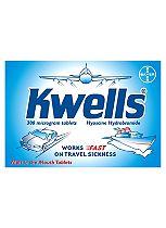 Kwells 300 Microgram Tablets - 12 tablets