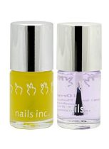 Nails inc. A & E Base Coat And Albert Bridge Top Coat Duo