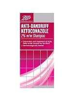 Boots Anti-Dandruff Ketoconazole 20 mg/g Shampoo