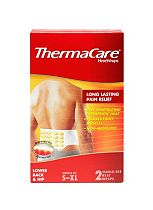 ThermaCare Therapeutic HeatWraps Back - small to extra large - 2 single use heatwraps