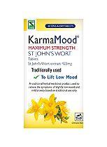 Schwabe Karmamood Maximum Strength St John's Wort - 60 one-a-day tablets