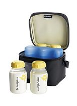 Medela Cooler Bag with 4Storage Bottles