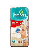 Pampers Easy Up Pants Size 4 Large Pack - 50 Pants