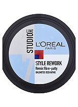 L'Oréal Studio Line Style Rework Remix Fibre-Putty 150ml