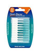 Denti-Brush Wire Free Brushes 30 Pack