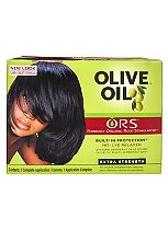 Organic Root Stimulator Extra Strength Relaxer for Thick Hair