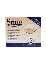 Snug Denture Cushions Liners Twin Pack