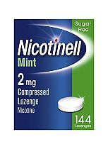 Nicotinell Mint 2mg Lozenge - 144 lozenges