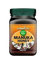 Golden Hills Manuka Honey UMF 10+  - 500g