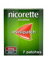 Nicorette Invisi 25mg -7 patches