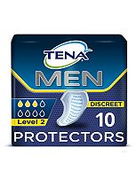 TENA Men Level 2 Discreet Protection - 10 Protectors