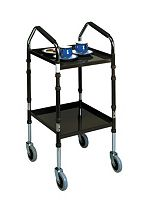 Homecraft Adjustable Walsall Trolley with Large Castors