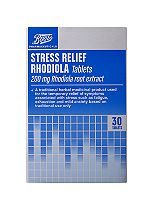 Boots Stress Relief tablets - 30 x 200 mg