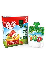 Cow & Gate Friends Fruit Mix My First Spoon to 36 Months 4 x 90g (360g)