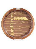 Rimmel Shimmering Maxi Bronzer - Sun Love 2 17g