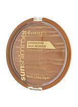 Rimmel Sunshimmer Shimmering Maxi Bronzer 17g
