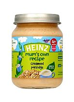 Heinz Mum's Own Recipe Jar Of Creamed Porridge - 1 x 128g
