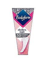 Bodyform Daily Fresh Liners String x30