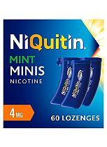 NiQuitin Mini's 4mg - 60