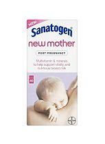 Sanatogen Pregnancy New Mum  - 40 Tablets