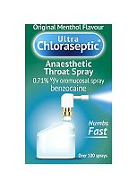 Ultra Chloraseptic Anaesthetic Throat Spray - 15ml