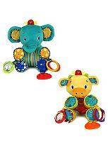 Bright Starts Bunch-O-Fun Baby Soft Toy