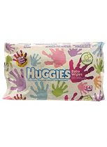 Huggies Everyday Baby Wipes - 1 x 64 Pack Wipes