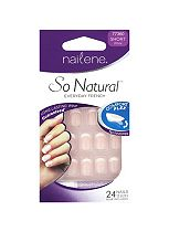 Nailene So Natural Nails Short Peach