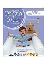 Dusky Moon Dream Tubes Cot Bed Set