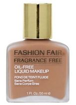 Fashion Fair Water Base Oil Free Liquid 30ml